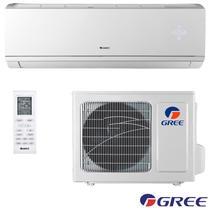 Ar-condicionado Split Gree Inverter 9.000 BTUs - Quente/Frio Hi-wall Eco Garden 220v -