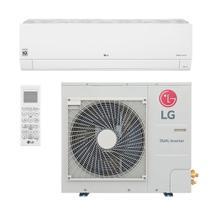 Ar Condicionado Split  Hi Wall  Dual Inverter LG Voice 36.000 Btus Quente e Frio 220v -