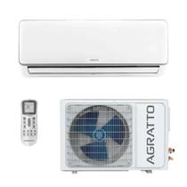 Ar Condicionado Split Hi Wall Inverter Agratto Neo 24.000 Btus Frio 220V -