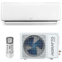 Ar Condicionado Split Hi Wall Inverter Agratto Neo 24000 BTUs Quente Frio ICS24QFR402  220V -