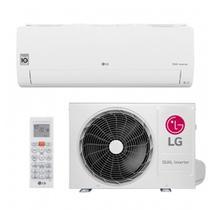 Ar Condicionado Split Hi Wall LG DUAL Inverter Compact 18000 BTUs Frio S4NQ18KL3AA  220V -