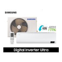 Ar Condicionado Split Hi Wall Samsung Digital Inverter Ultra 9.000 BTU/h Frio AR09TVHZDWKNAZ 220 Volts -