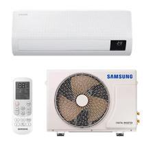 Ar Condicionado Split High Wall Digital Inverter Samsung Wind Free Quente e Frio 9000 BTUs AR09TSHCBWKNAZ -