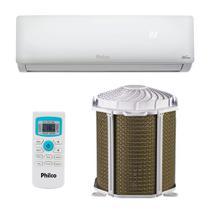 Ar Condicionado Split High Wall Eco Inverter Philco Quente E Frio 9000 BTUs PAC9000ITQFM9W 220V -