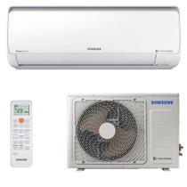 Ar Condicionado Split Inverter 18000 BTUs Samsung Digital Inverter 8 Polos Quente/Frio AR18MSSPBGMXAZ -