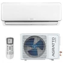 Ar Condicionado Split Inverter Agratto Hi Wall Neo 24000 BTUs Quente Frio ICS24QFR402  220V -