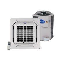 Ar Condicionado Split Inverter Cassete Carrier 33.000 BTU/h Frio 40KVCA36C5 -