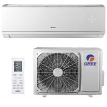 Ar Condicionado Split Inverter Gree Hi Wall Eco Garden 18000 BTUs Quente Frio GWH18QDD3DNB8MI  220V -