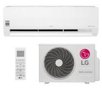 Ar Condicionado Split Inverter LG Hi Wall DUAL Voice 18000 BTUs Frio S4NQ18KL31A  220V -