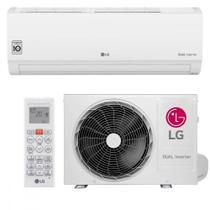 Ar Condicionado Split Inverter LG Hi Wall Dual Voice  9000 BTUs Frio S4NQ09WA51B   110V -