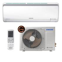 Ar Condicionado Split Inverter Samsung Digital 8-Polos Quente e Frio High Wall 12.000 BTUs 220v