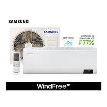 Ar Condicionado Split Inverter WindFree 12.000 BTU/h Quente e Frio Monofásico AR12TSHCBWKNAZ  220 Volts - Samsung