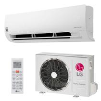 Ar Condicionado Split Inverter12000 BTUs LG Dual Inverter Frio 220V S4-Q12JA3WC -