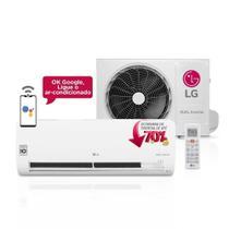 Ar Condicionado Split LG Dual Inverter Voice 12000 BTUs Frio 220V -