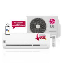 Ar Condicionado Split LG Dual Inverter Voice 18000 Btus Quente/Frio 220V -