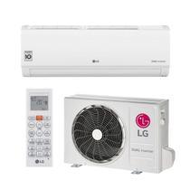 Ar Condicionado Split LG Dual Inverter Voice 9.000BTU Frio Wi-fi Branco 220V -