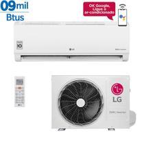 Ar Condicionado Split LG Dual Inverter Voice 9000 Btus Quente e Frio 220v - Ar Condicionado Lg