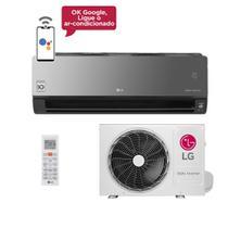 Ar-Condicionado Split LG Dual Inverter Voice Artcool 22.000 BTUs 220V Quente e Frio -