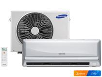 Ar-Condicionado Split Samsung 9000 BTUs - Quente/Frio AQ09UWBUXAZ Autolimpante
