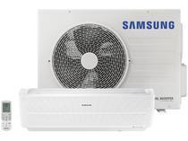 Ar-condicionado Split Samsung Inverter 18.000BTUs - Quente/Frio Wind Free AR18NSPXBWKNAZ