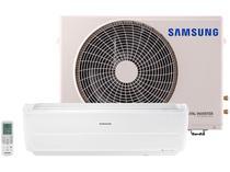 Ar-condicionado Split Samsung Inverter 9.000 BTUs - Quente/Frio Wind Free AR09NSPXBWKNAZ