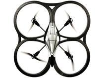 AR Drone Quadricóptero Amarelo PF720001AC Parrot  - Controlado via Wi-Fi por iPhone, iPod Touch e iPad