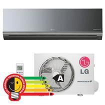 Ar Split LG Art Cool Inverter 9000 BTU Quente/Frio 220v -