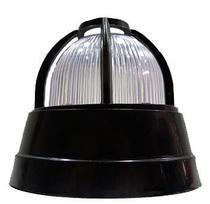 arandela tartaruga de led com fixação magnética preta - Ideal Iluminação