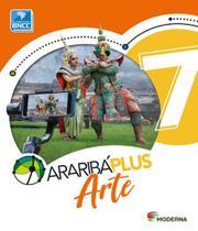 Arariba plus - arte - 7 ano - ef ii - 02 ed - Moderna - Didatico