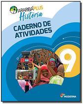 Arariba plus hist 9 ed5 cad - Moderna -