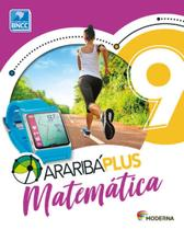 Arariba plus - matematica - 9 ano - ef ll - 05 ed - Moderna - Didatico