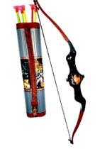 Arco E Flecha Infantil 64cm 909 - Esm
