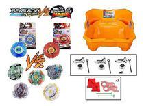 Arena Beyblade +5 Beyblade Hasbro + 2 Bey Infinity Nado - Hasbro / Candide
