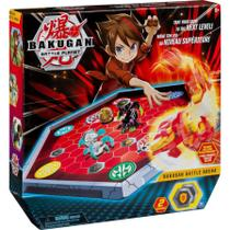 Arena de Batalha Bakugan - Exclusivo com 2 bakucores - Sunny - Spin Master