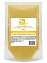 Argila Amarela(Anti Idade) 1 Kg - Dermare