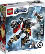 Armadura Robô do Thor Lego Super Heroes Marvel -