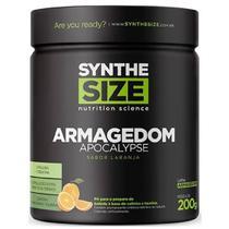 Armagedom apocalypse 200g - laranja - Synthesize