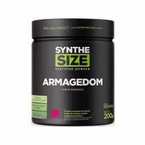 Armagedom - apocalypse - 200g - morango - Synthesize