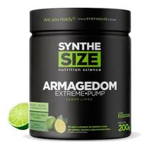 ARMAGEDOM EXTREME-PUMP SYNTHESIZE 200g - Synthesize Nutrition