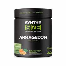 ARMAGEDOM PRE WORKOUT SYNTHESIZE 200g - TANGERINA -