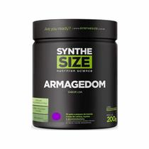 ARMAGEDOM PRE WORKOUT SYNTHESIZE 200g - UVA -