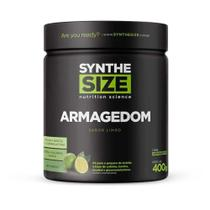 ARMAGEDOM PRE WORKOUT SYNTHESIZE 400g - LIMAO -
