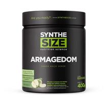 ARMAGEDOM PRE WORKOUT SYNTHESIZE 400g - MACA VERDE -