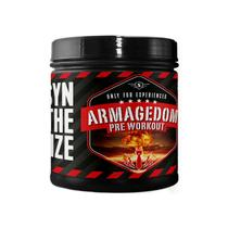 ARMAGEDON PRE WORKOUT SYNTHESIZE 200g - CEREJA -