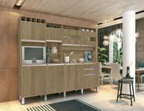 Armario Cozinha 8 Pts Kit Smart - Vitamov