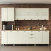 Armário de Cozinha completo 7 peças CB597 Lótus Kappesberg -