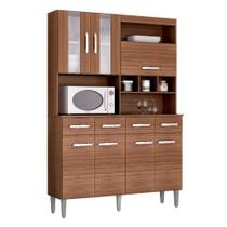 Armário de Cozinha Melissa 7 Portas 4 Gavetas Poquema -