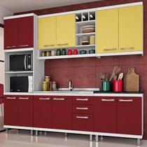 Armário de Cozinha Modulada 7 Peças Verônica - Ws