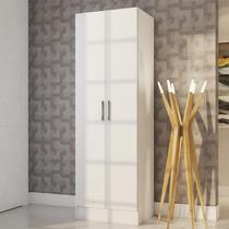 Armário Multiuso 2 Portas Amareto Branco - Viero Móveis -