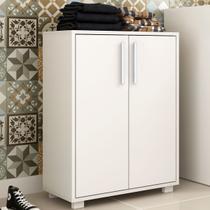Armário multiuso 2 portas bmu28 branco - brv móveis - Brv - Móveis